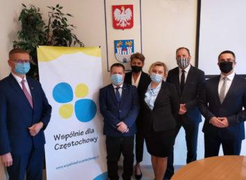 """Klubu Radnych Niezależnych """"Wspólnie Dla Częstochowy"""" powiększył szeregi"""