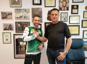 Pierwszy nowy zawodnik dołączył oficjalnie do kadry Eltrox Włókniarza Częstochowa