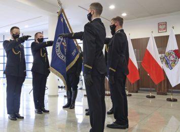 Nowi kadeci w Centralnej Szkole Państwowej Straży Pożarnej