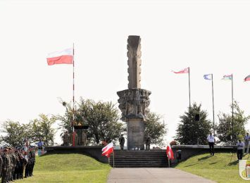 Pomnik Bohaterów Bitwy pod Mokrą wpisany do rejestru zabytków