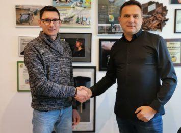 Piotr Świderski pozostaje na stanowisku szkoleniowca Włókniarza Częstochowa