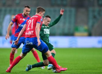Raków zremisował 0:0 w Gliwicach z Piastem [POMECZOWE WYPOWIEDZI]