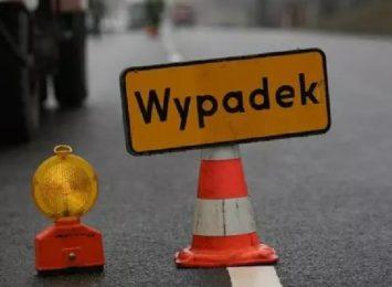 Kierowcy, uważajcie! Od rana sporo wypadków na drogach w województwie śląskim
