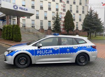 Częstochowska policja ma dwa nowe radiowozy