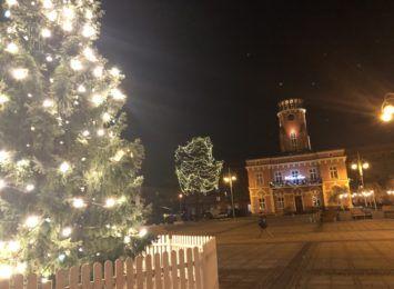 Znika świąteczna iluminacja z centrum