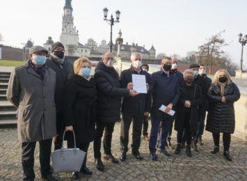 Samorządowcy Ziemi Częstochowskiej wystosowali apel do rządu