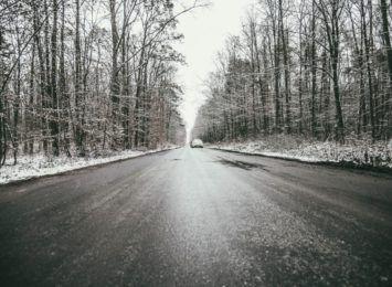 Kierowcy, uważajcie! Złe warunki na drogach