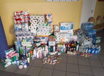 Charytatywny gest społeczności szkolnej w Dąbrowie Zielonej. Medycy dziękują