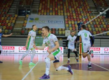 Jest kolejne zwycięstwo siatkarzy drugoligowego Eco-Team AZS Stoelzle Częstochowa