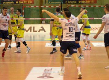 Pewna wygrana siatkarzy Exact Systems Norwida w 1 lidze