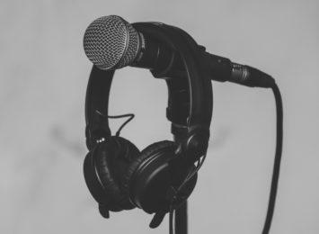 Studio nagrań w szkole podstawowej