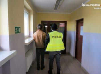 Policja zatrzymała podejrzanego o zniszczenie elewacji kościoła w Lublińcu