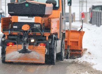 Cały zimowy sprzęt na drogach Częstochowy