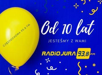 10 lat Radia Jura. Urodzinowe popołudnie na antenie Radia Jura