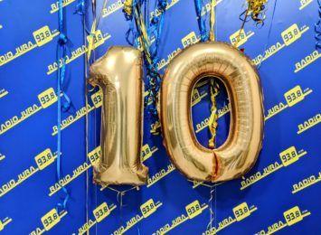 10 lat Radia Jura. Rapowane życzenia od Dzikera specjalnie dla Radia Jura