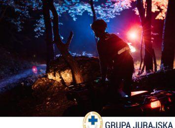Kolejna udana interwencja ratowników z jurajskiej grupy GOPR