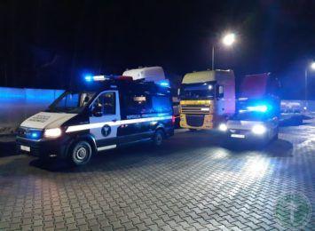 ITD kontrolowali kierowców w rejonie Częstochowy