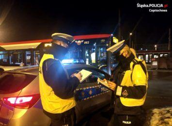 Częstochowska policja od rana prowadzi kontrole trzeźwości