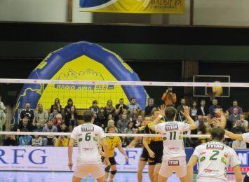 Siatkarze Eco Team AZS Stoelze Częstochowa bliżej awansu, dziś ważny mecz o 20.00