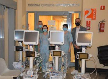 Nowoczesny sprzęt medyczny trafił do Szpitala Powiatowego w Myszkowie