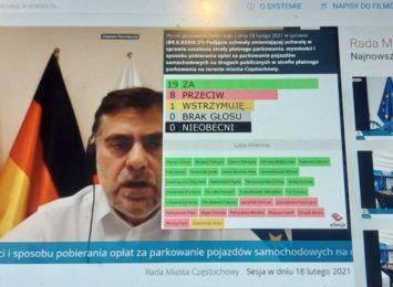 Radni przegłosowali powiększenie płatnej strefy parkowania w Częstochowie!