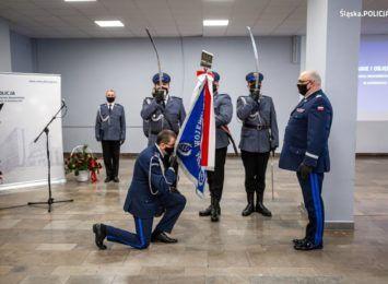 Dowództwo nad śląskim garnizonem policji przejął Insp. Roman Rabsztyn