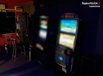 Zarekwirowano kolejne nielegalne automaty do gier