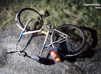 Dwa poważne wypadki z udziałem rowerzystów niedaleko Kłobucka