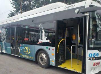 Przejechał blisko 20 tys. km po Częstochowie, zakończyły się testy elektrycznego autobusu