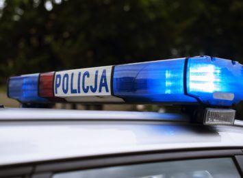 Wpadł uciekinier w BMW z ukradzionymi tablicami. Ukrywał się, bo miał zarzuty na koncie