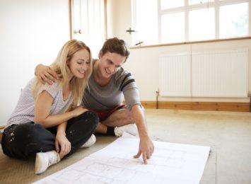 Masz nieduże mieszkanie? Poznaj 3 sposoby na optyczne powiększenie