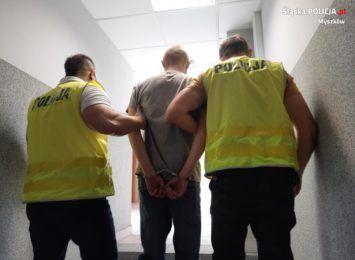 Zuchwali złodzieje złotej biżuterii zatrzymani przez policję z Myszkowa
