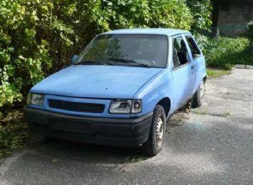 Kolejne wraki samochodów znikają z częstochowskich parkingów