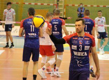 Exact Systems Norwid rozegrał zacięty pojedynek z Visłą Bydgoszcz