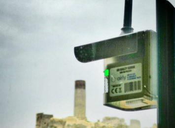 Sensory jakości powietrza w Gminie Olsztyn