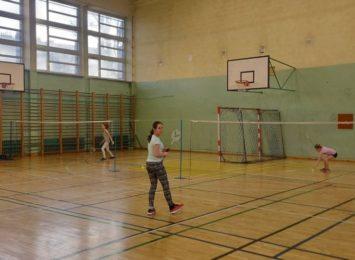 Ruszyła w tym roku Powiatowa Liga Badmintona