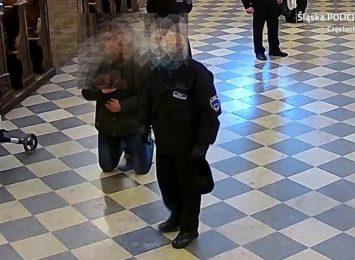 Poszukiwany ws. uderzenia pracownika staży jasnogórskiej sam zgłosił się na policję