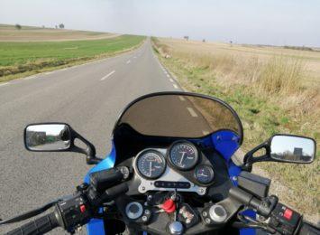 Częstochowski zapalony motocyklista przejedzie samotnie dookoła Polski