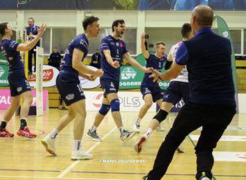 Siatkarze Exact Systems Norwida zaczynają decydujące mecze sezonu