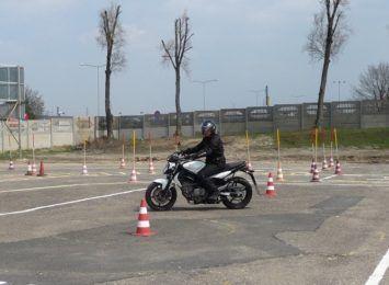 Rozpoczął się sezon motocyklowy, od kwietnia egzaminują też na prawo jazdy na motocykl w WORD