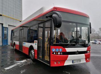 Pierwszy elektryczny autobus z 15-tu zamówionych dla Częstochowy jest już gotowy