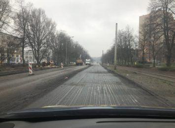 Wiemy jak dalej będą posuwać się prace drogowe w al. Niepodległości