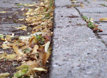 Porządkowanie ulic po zimie. Prace potrwają aż do czerwca
