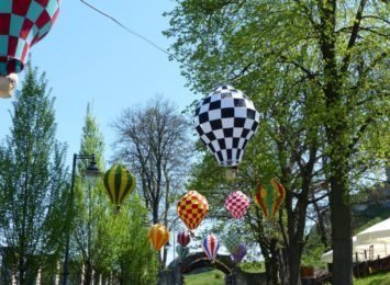 W Olsztynie oryginalnie zapowiadają lipcowe zawody balonowe