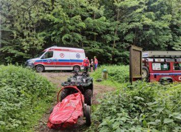 Ratownicy z Jurajskiej Grupy GOPR apelują o ostrożność
