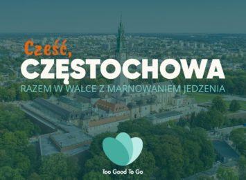 Aplikacja do walki z marnowaniem jedzenia wystartowała w Częstochowie