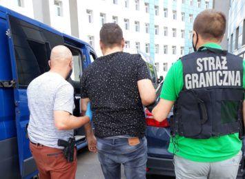 Śląscy pogranicznicy rozbili międzynarodową grupę przestępczą