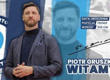 Exact Systems Norwid z nowym trenerem. To Piotr Gruszka