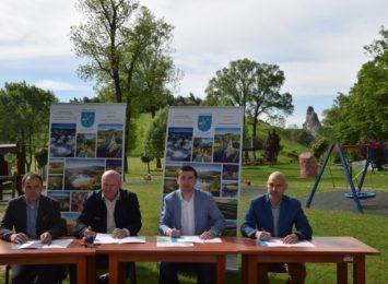 Powstanie Brama Jury - nowa trasa rowerowa między jurajskimi gminami. Jest porozumienie samorządowców