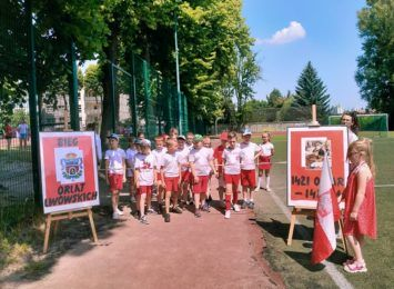 Specjalnym biegiem przypomnieli obronę polskiego Lwowa 100 lat temu